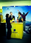 GAAPS Actuarial careers fair at Heriot Watt - Aviva