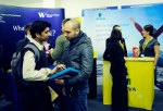 GAAPS Actuarial careers fair at Heriot Watt - Aviva, Watson Wyatt