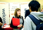 GAAPS Actuarial careers fair at Heriot Watt - Prudential