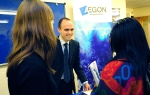 GAAPS Actuarial careers fair at Heriot Watt - Aegon
