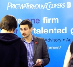 GAAPS Actuarial careers fair at Heriot Watt - PriceWaterhouse Coopers, PWC
