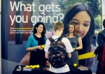 GAAPS Actuarial careers fair at Heriot Watt - Ernst and Young, EY